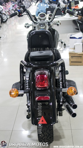 moto custom chopper patagonian eagle 150 0km urquiza motos