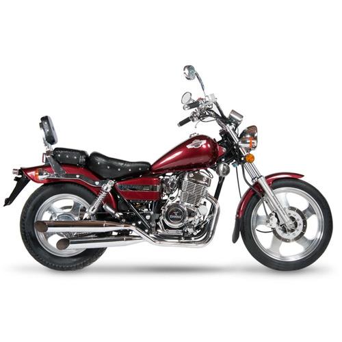 moto custom hd254 corven indiana 256 lider 0km urquiza motos