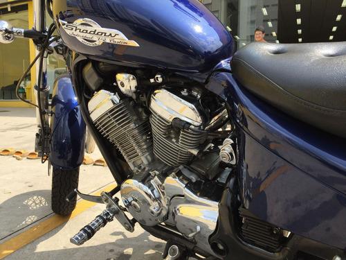 moto custom honda
