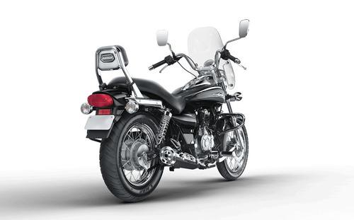 moto custom nueva bajaj avenger 220 cruise urquiza motos