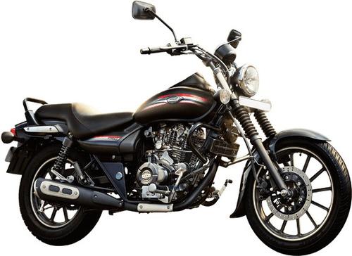 moto custom nueva bajaj avenger 220 street urquiza motos