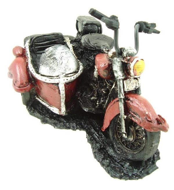 Moto Custom Sidecar Resina