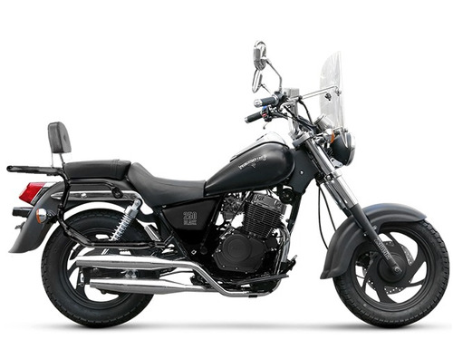 moto custom zanella patagonian eagle 250 0km chopper hd