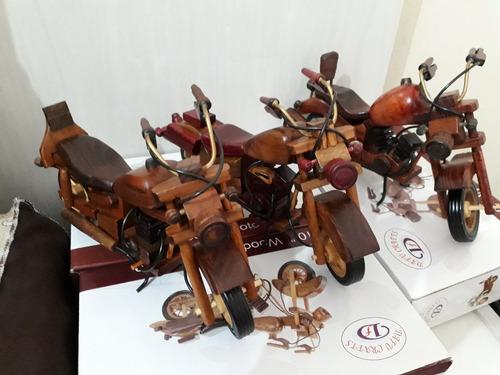 moto d madeira honda indian harley brinquedo yamaha promoção