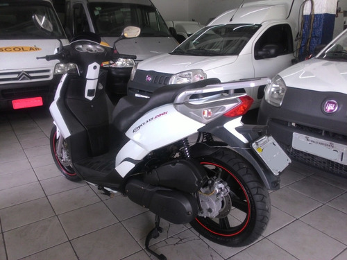 moto dafra cityclass 200i 2015
