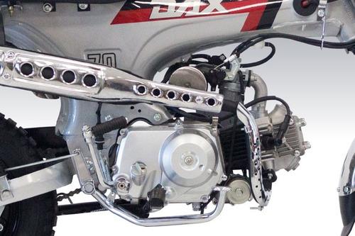moto dax 70 tipo hot 0km liviana 2020 urquiza motos