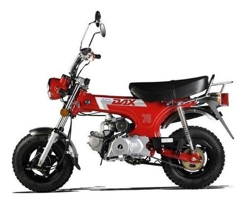 moto dax 70 tipo hot 0km promocion 2020 urquiza motos