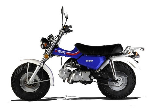 moto dax mondial rv 125 okm urquiza motos