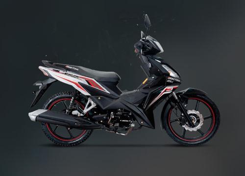 moto daytona 0 km nuevas garantia 24 meses matricula casco