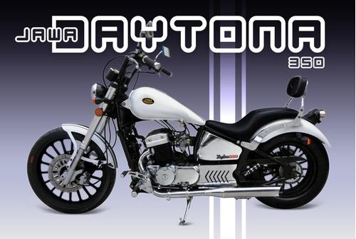 moto daytona 350