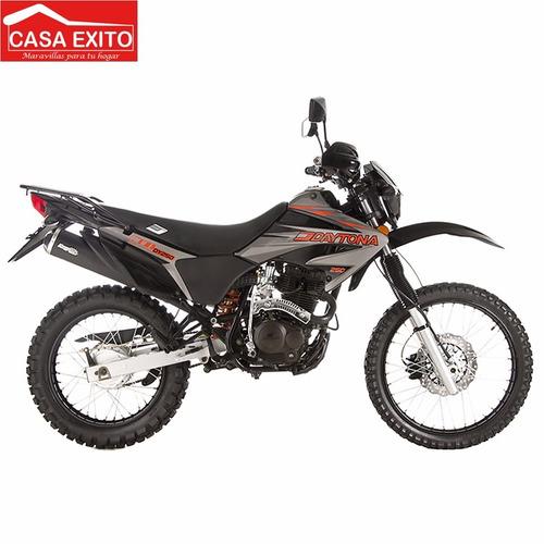 moto daytona bull 250cc año 2018