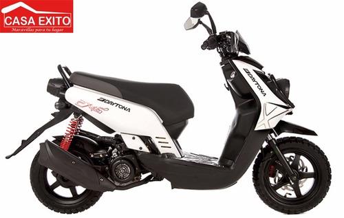 moto daytona dy150 s1 150cc año 2019 color ro/ bl