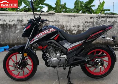 moto daytona dy200 wing evo año 2018 200cc