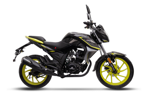 moto daytona dy200 wing evo ii 200cc año 2020 bl/ ne/ ro