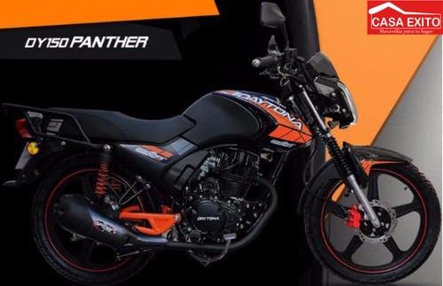 moto daytona panther dy150 año 2017