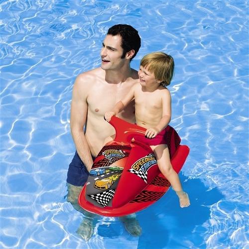 moto de agua inflable niño niña bestway piscina playa