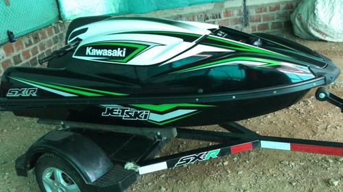 moto de agua jet ski kawasaki sx-r