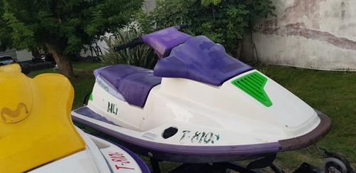 moto de agua jet ski sea doo xp 1992 titular / funcionando
