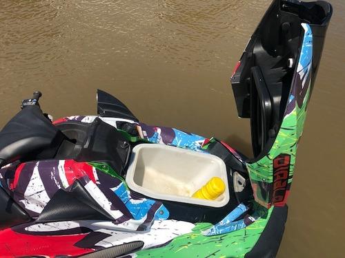 moto de agua kawasaki 300hp ultra c/ trailer gallino marine