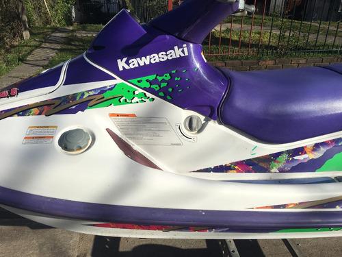 moto de agua kawasaki 750 xi