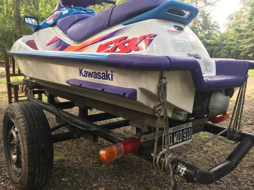 moto de agua kawasaki 750 zxi potenciada