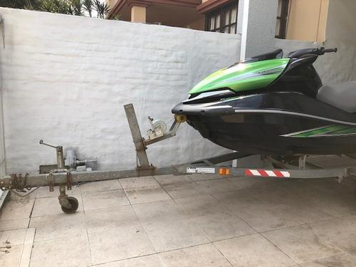 moto de agua kawasaki año 2018 impecable con 110 horas