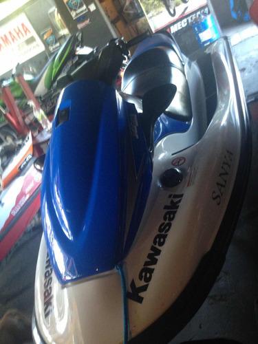 moto de agua kawasaki stx 15 2009 72hs jet one