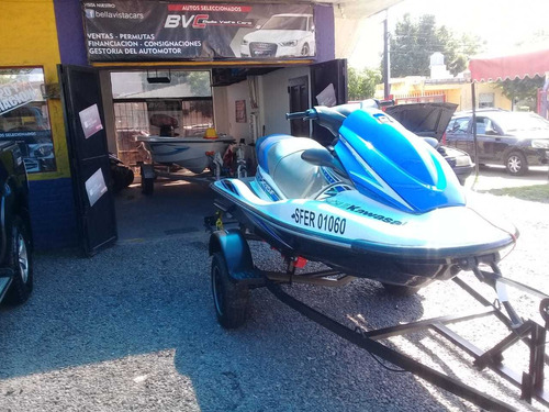 moto de agua kawasaki stx-15f  63hs  2012