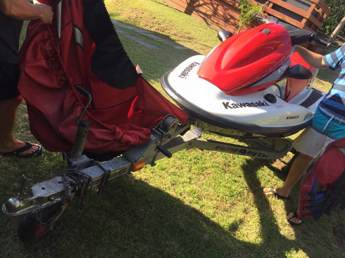 moto de agua kawasaki stx-15f - muy cuidada poco uso