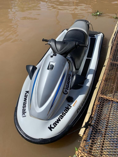 moto de agua kawasaki stx15f impecable permuto lancha/auto