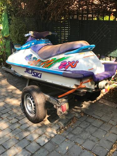 moto de agua kawasaky zxi  750 cc, 2 tiempos