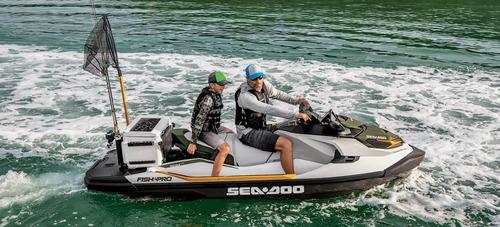 moto de agua sea doo fish pro pesca concesionario oficial