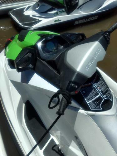moto de agua sea doo gti 130 hp con trailer gallino marine