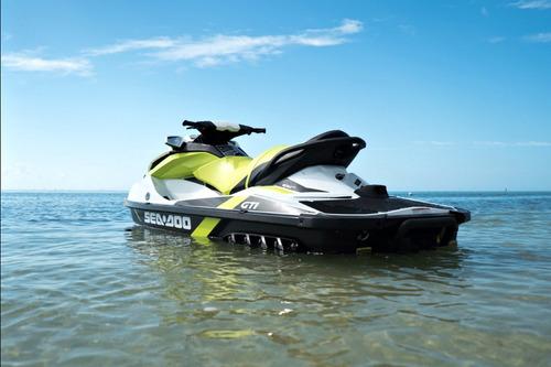 moto de agua sea doo gti 90 + nuevas + mejor precio