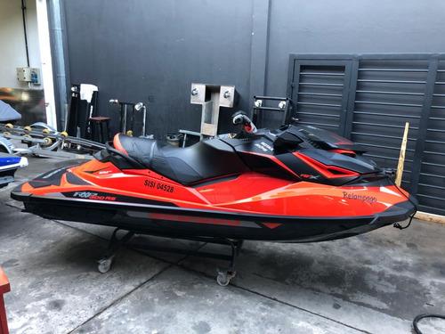 moto de agua sea doo rxpx 300 2016- 36 hs de uso- motomarine
