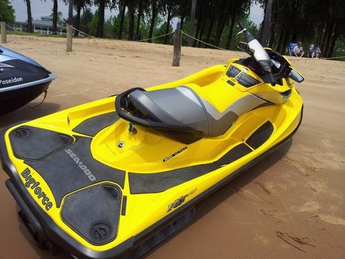 moto de agua sea doo rxt215