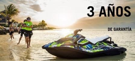 moto de agua sea doo spark 2up 900 ho ibr - u$s oficial