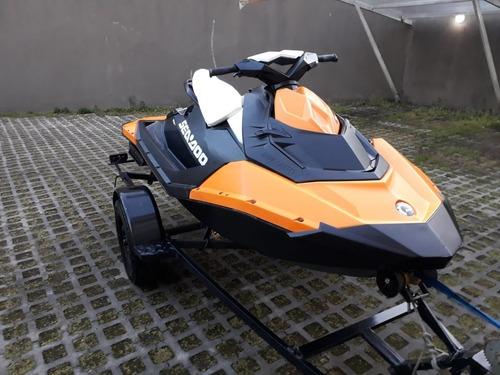 moto de agua -sea doo spark 90 hp 4t.