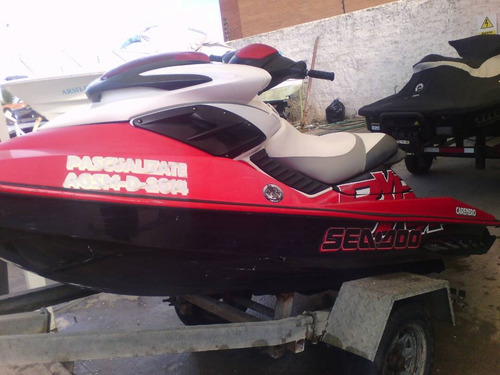 moto de agua seadoo 2008