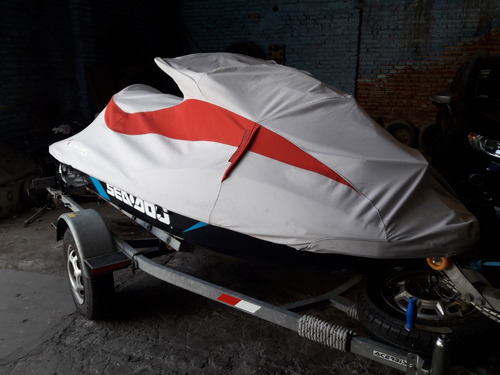 moto de agua seadoo gti 130 con 26hs de uso 2016
