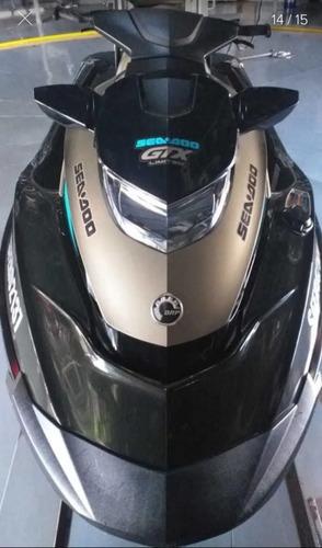 moto de agua seadoo gtx300 edicion limitada 300hp