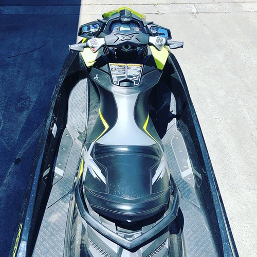 moto de agua seadoo rxp 260 rs freno y marcha atras 112 hs