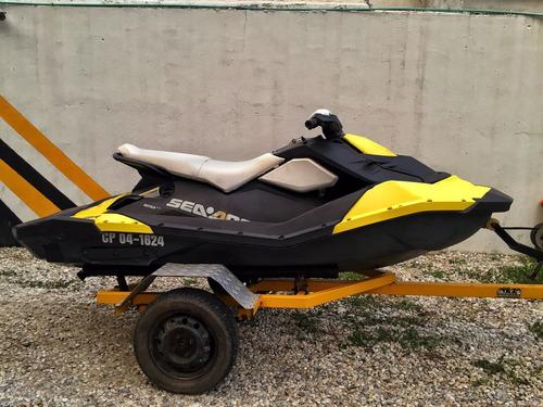 moto de agua spark 3up 900 ace