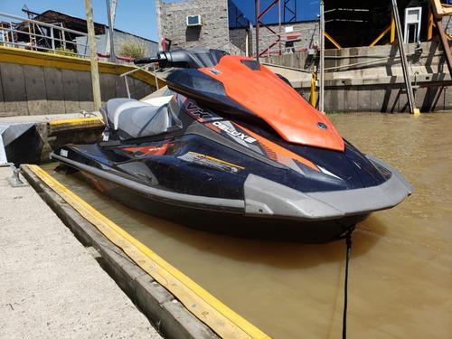 moto de agua yamaha 1100 vx deluxe 2017 triplaza con trailer