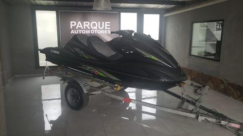 moto de agua yamaha 1.800 turbo con trailer mactrail