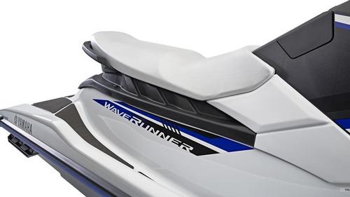 moto de agua yamaha ex2018 con inflable  dolar billete
