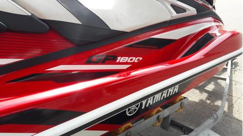 moto de agua yamaha gp 1800 turbo 270hp automania