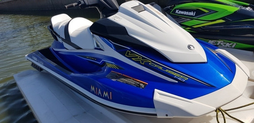 moto de agua yamaha vx cruiser ho 1.8 180 hp vxr