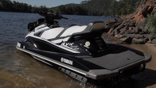 moto de agua yamaha vx cruiser - kamar sport plaza