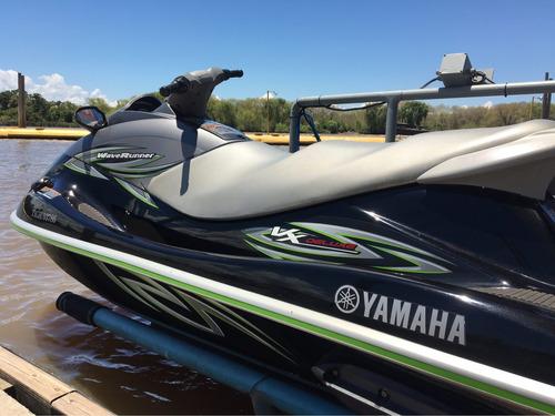 moto de agua yamaha vx de luxe impecable 140 hs de uso